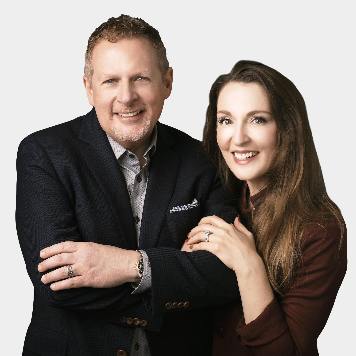 Madelin & Dr. Matt Andry